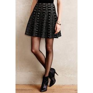MOTH {Granite Skater} Skirt